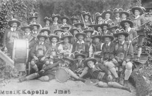 Die Stadtmusik Imst 1925